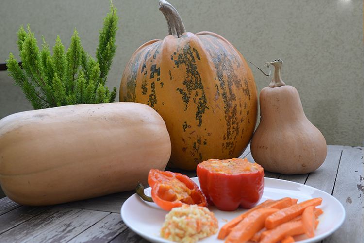 Halloween: Co zrobić z resztą po lampionie? Jedzenie!